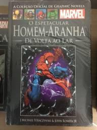 Graphic Novels Marvel Ed. 01 - Vol 21 - O Espetacular Homem-Aranha