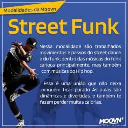 Aulas de Street Funk