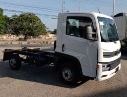Vw delivery express no chassi 2021 a emplacar