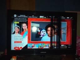 Televisor Samsung 32 polegadas com defeito