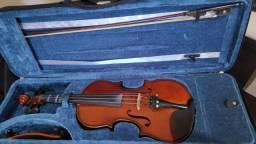 Violino Eagle ve144 4/4 - Muito novo