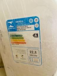 Ar condicionado springer midea 12000btus e cortina de ar