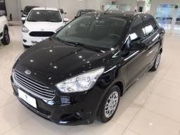 Lindo Ford Ka 1.5 Sedan 2016, Baixo KM, Revisado Recente ...