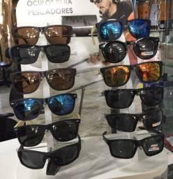 Óculos Polarizados para pescadores