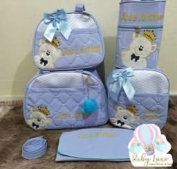 Bolsa Maternidade Personalizada  Baby Luxo