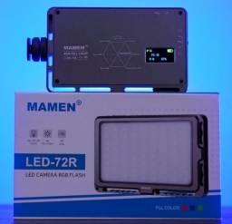 Led RGB Mamen 72R