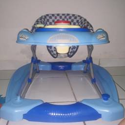 Andador burigotto baby azul