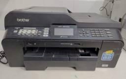 Impressora Brother usada modelo MFC-J851DW