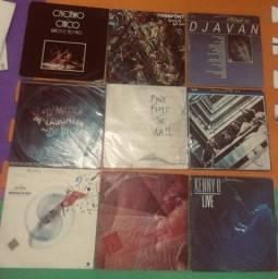 Lote de discos variados