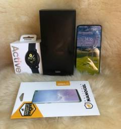 Vendo Galaxy  S20 plus + Galaxy watch lacrado Completo