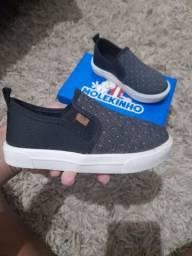 Sapato Molekinho 23
