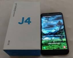 Samsung Galaxy J4 J400m 32 Gb Preto 2 Gb Ram