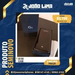 LG G6, 32GB, SEMINOVO
