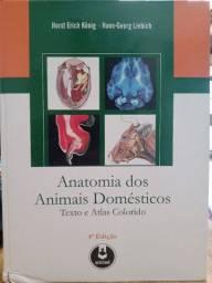 Livro Anatomia dos Animais Domésticos