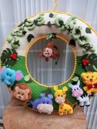 Guirlandas Porta de Maternidade
