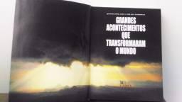 Livro- grandes Acontecimentos que Transformaram o Mundo