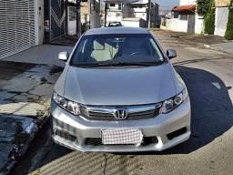 Honda New Civic Lxs 1.8 Impecável Único Dono