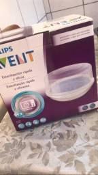 Esterilizador de mamadeira Philips