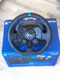 Volante Logitech G923 PS4/PS5/PC