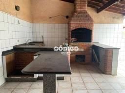 Casa com 4 dormitórios para alugar, 180 m² por R$ 2.100,00/mês - Jardim Bela Vista - Guaru