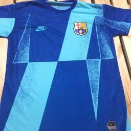 Camiseta Barcelona primeira linha
