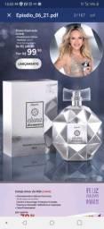 Perfume eliana diamante jequiti