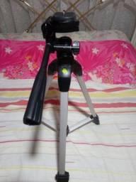 Tripé universal para câmera fotográfica ou filmadora