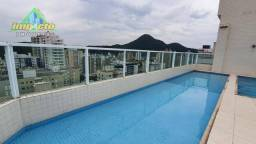Apartamento com 3 dormitórios à venda, 116 m² por R$ 500.000,00 - Canto do Forte - Praia G