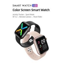 X8 Smart Watch Series 6 Bluetooth Call Heart Rate Fitness Tracker Smartwatch PK iwo