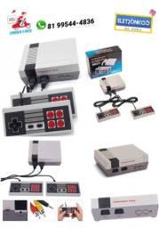 Mini Nintendo Nes Nintendinho 2000 Jogos Video Game Retro só Zap