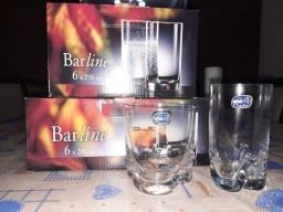 Copos de Cristal Barline Bohemia