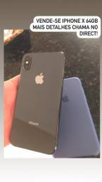 iPhone X usado