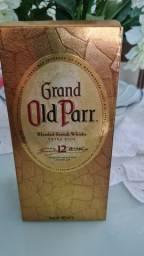 Whisky old par 12 anos - 1 litro 120,00