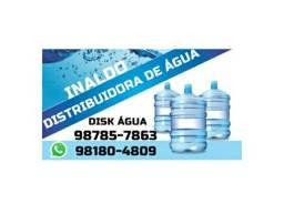 Distribuidora de água mineral Inaldo!