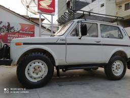 Jeep Lada Niva 4X4 1993/1994