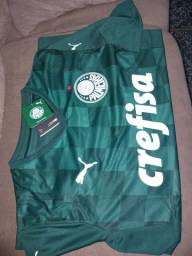 Camiseta Palmeiras 2021 - NOVA