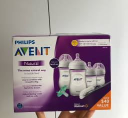 Kit mamadeiras Philips Avent Natural