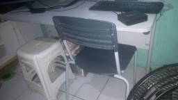 Birô e cadeira