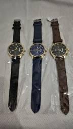 Relógio masculino analógico de pulso