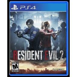 Residente evil 2 remak ps4