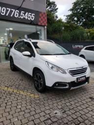 Peugeot 2008 2016 / Financia 100% Top de linha