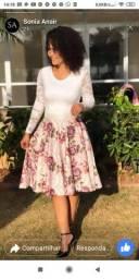Vestido Sônia Anair