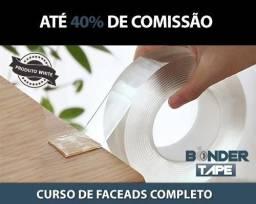 Bonder Tape - fita adesiva mágica