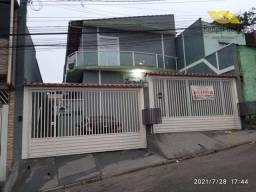 Sobrado com 2 dormitórios para alugar por R$ 800,00/mês - Jardim do Divino - São Paulo/SP
