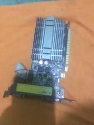 placa de video e teclado semi mecanico
