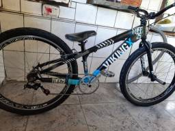 Bike viking x tuff 25, zera so pegar e anda