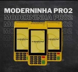 Moderninha PRO2 da PagSeguro
