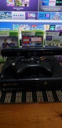 Xbox 360 Super Slim 4Gb em perfeito funcionamento
