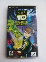 Ben 10 Alien Force - PSP