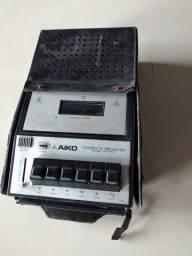 gravador/toca-fitas
